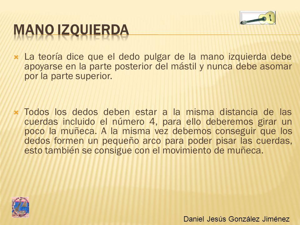 MANO IZQUIERDA