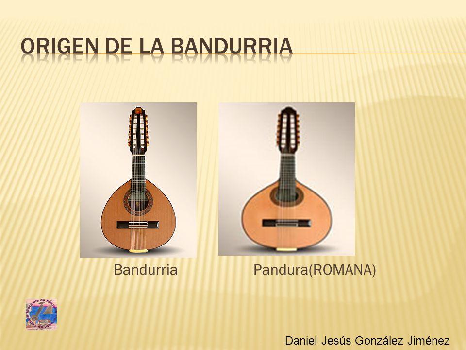 Origen de la bandurria Bandurria Pandura(ROMANA)