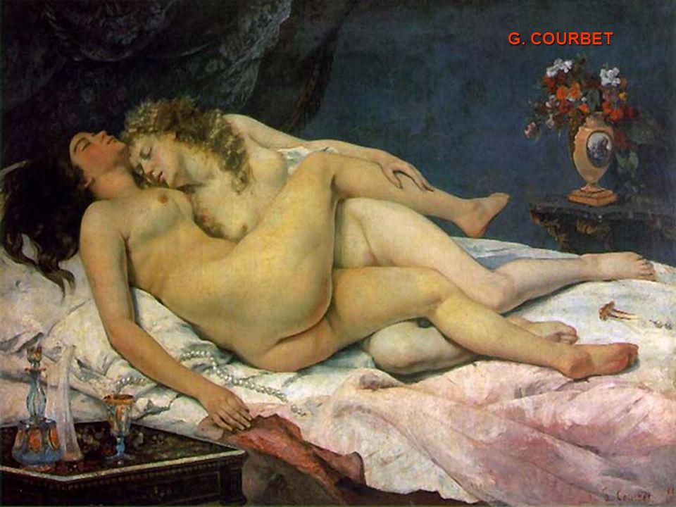 Courbet (1819-1877) reflejo de lo cotidiano