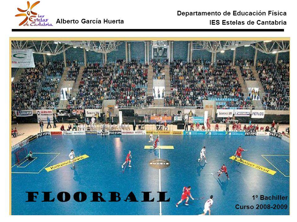 Departamento de Educación Física IES Estelas de Cantabria