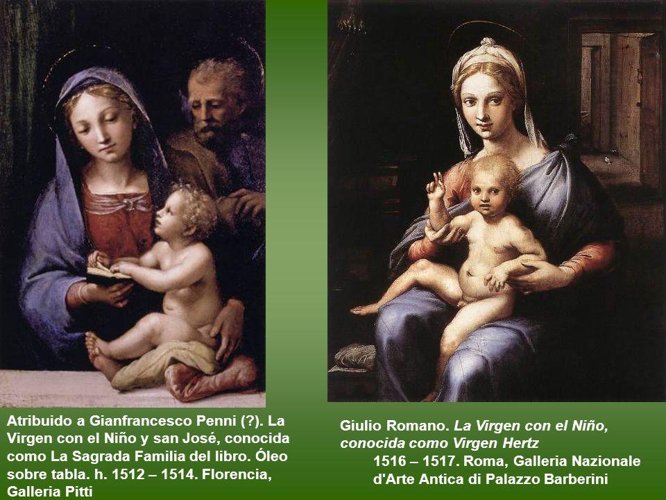 Atribuido a Gianfrancesco Penni (. )