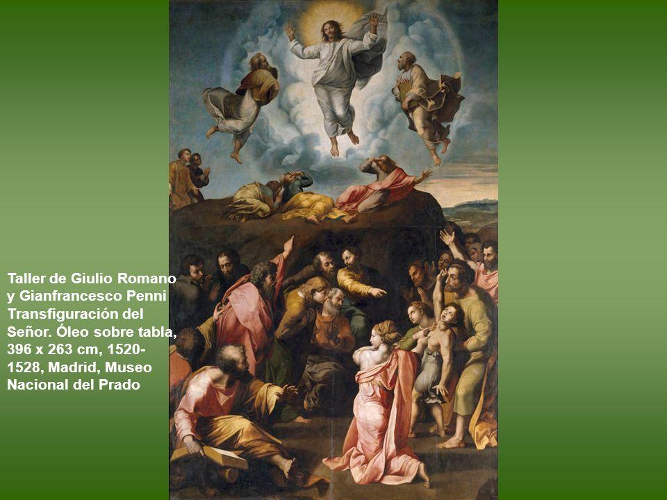 Taller de Giulio Romano y Gianfrancesco Penni Transfiguración del Señor.