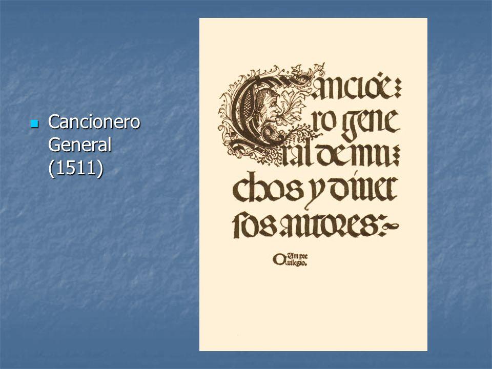 Cancionero General (1511)