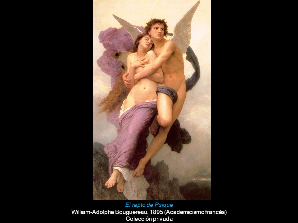 William-Adolphe Bouguereau, 1895 (Academicismo francés)