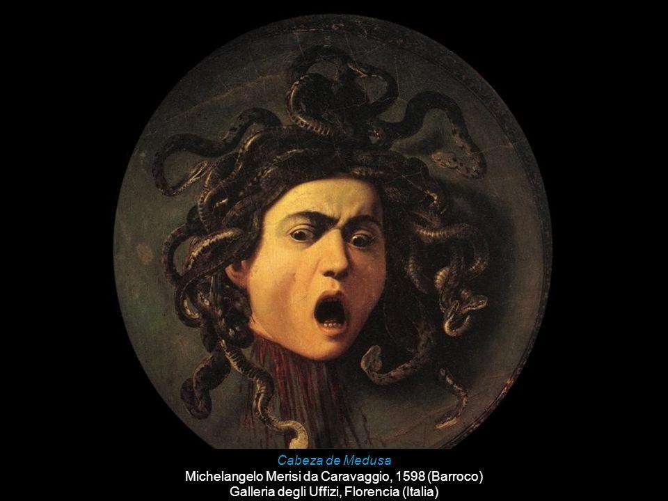 Michelangelo Merisi da Caravaggio, 1598 (Barroco)