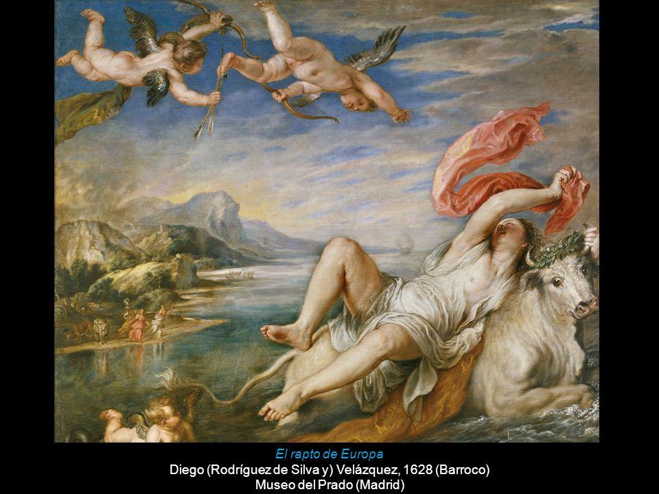Diego (Rodríguez de Silva y) Velázquez, 1628 (Barroco)