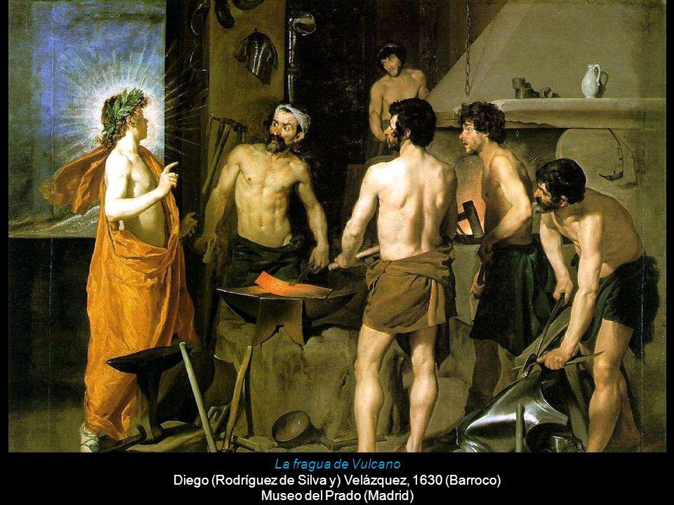 Diego (Rodríguez de Silva y) Velázquez, 1630 (Barroco)