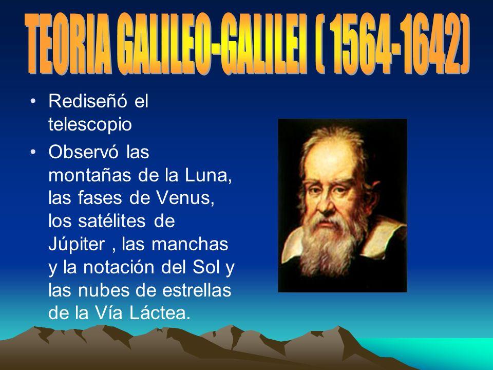 TEORIA GALILEO-GALILEI ( 1564-1642)