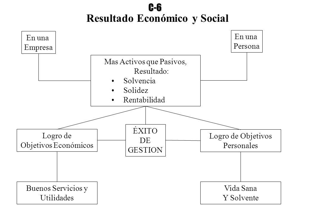 Resultado Económico y Social