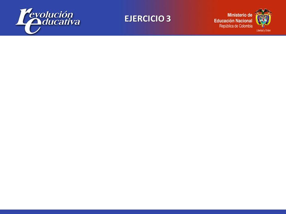 EJERCICIO 3 19