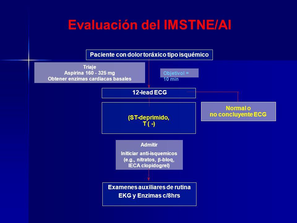 Evaluación del IMSTNE/AI