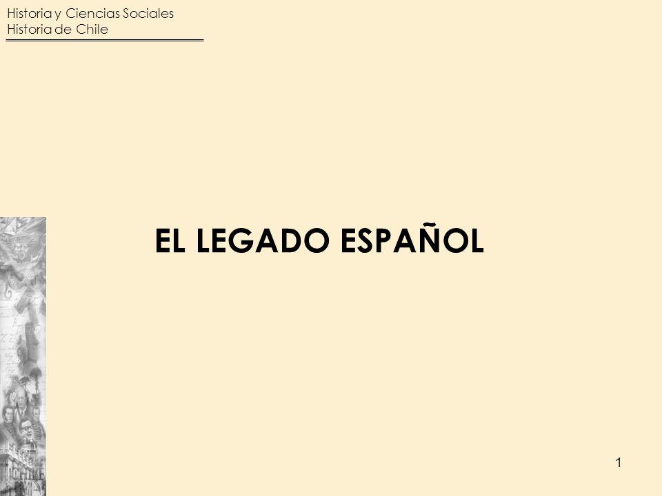 EL LEGADO ESPAÑOL