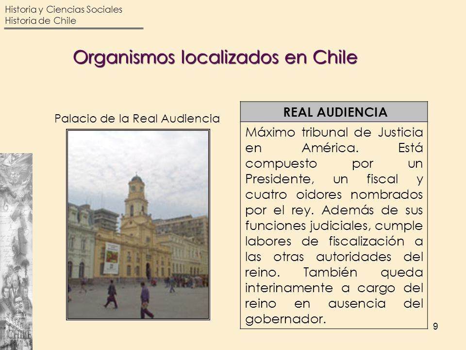 Palacio de la Real Audiencia