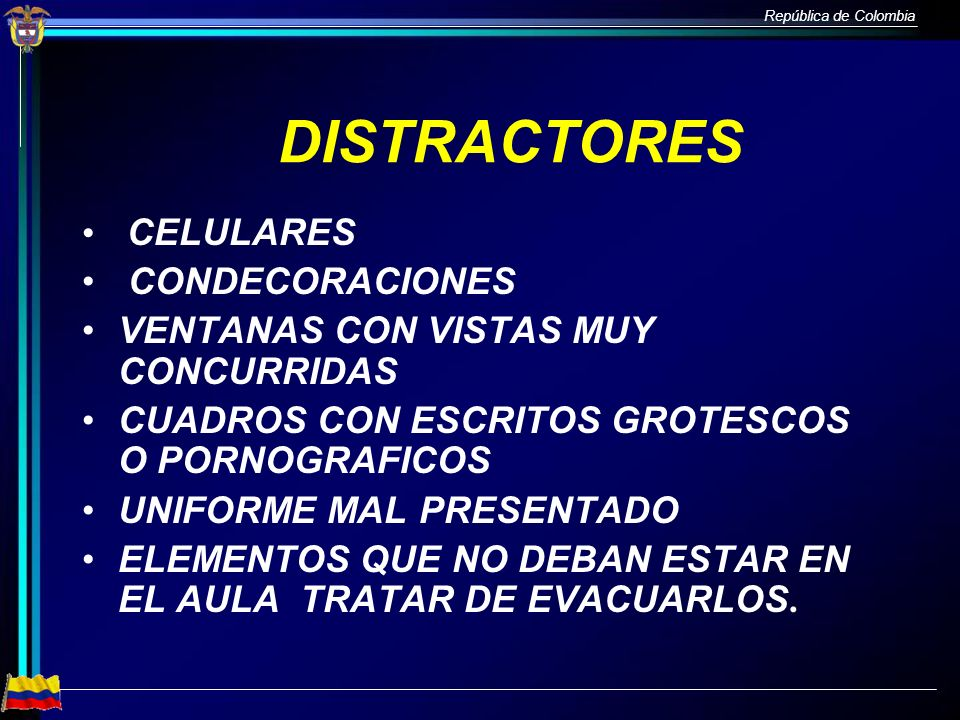 DISTRACTORES CELULARES CONDECORACIONES