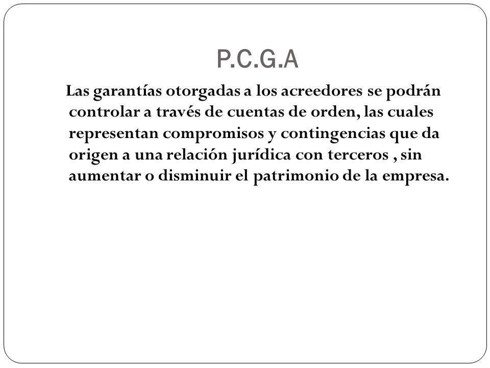 P.C.G.A