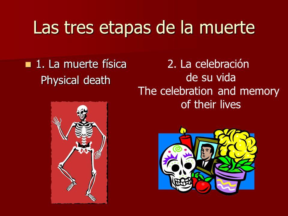Las tres etapas de la muerte