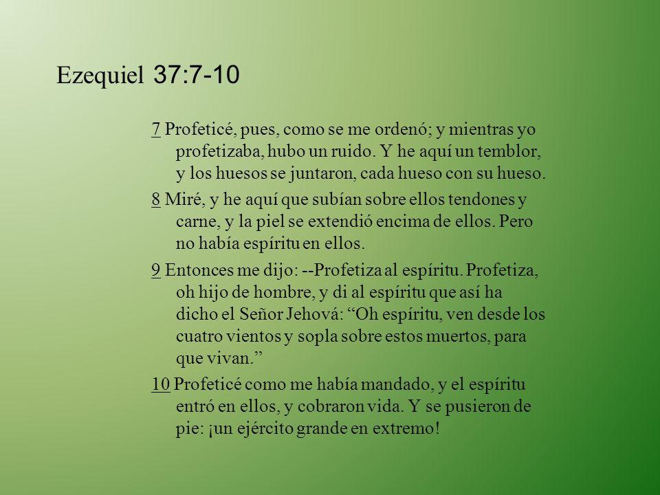 Ezequiel 37:7-10