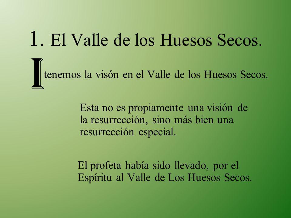 1. El Valle de los Huesos Secos.
