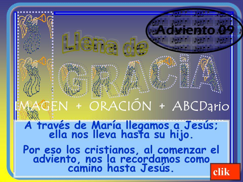 IMAGEN + ORACIÓN + ABCDario
