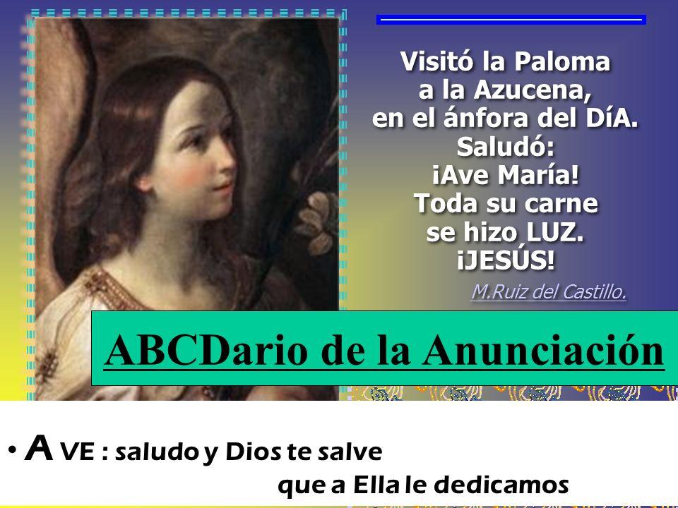 ABCDario de la Anunciación