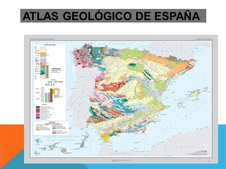 ATLAS GEOLÓGICO DE ESPAÑA