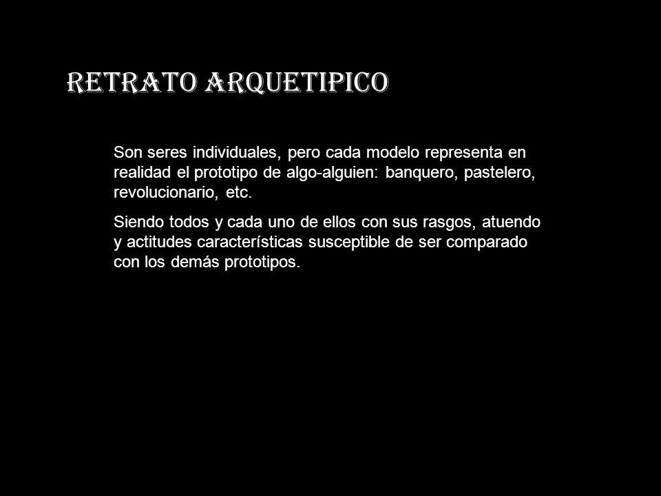 RETRATO ARQUETIPICO