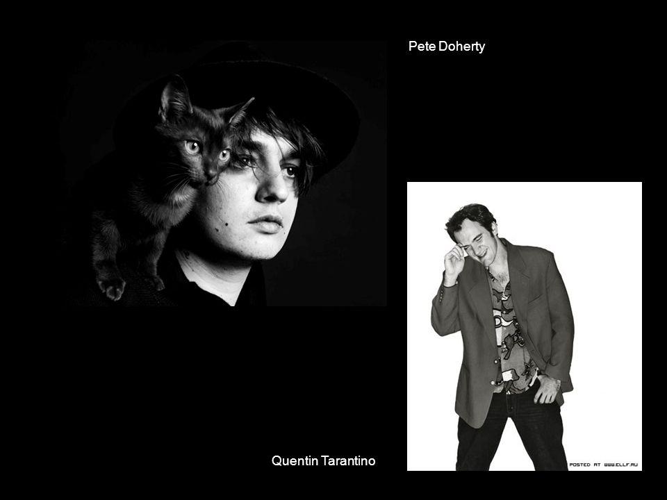 Pete Doherty Quentin Tarantino