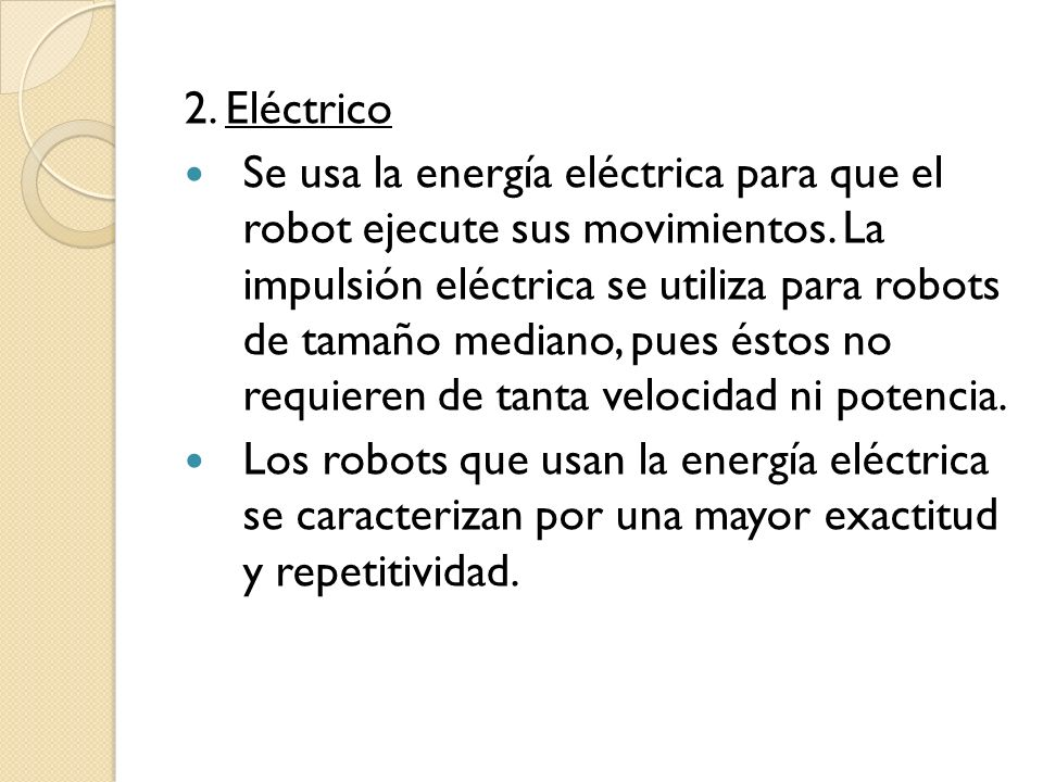 2. Eléctrico