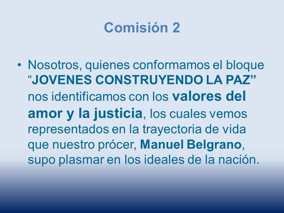 Comisión 2