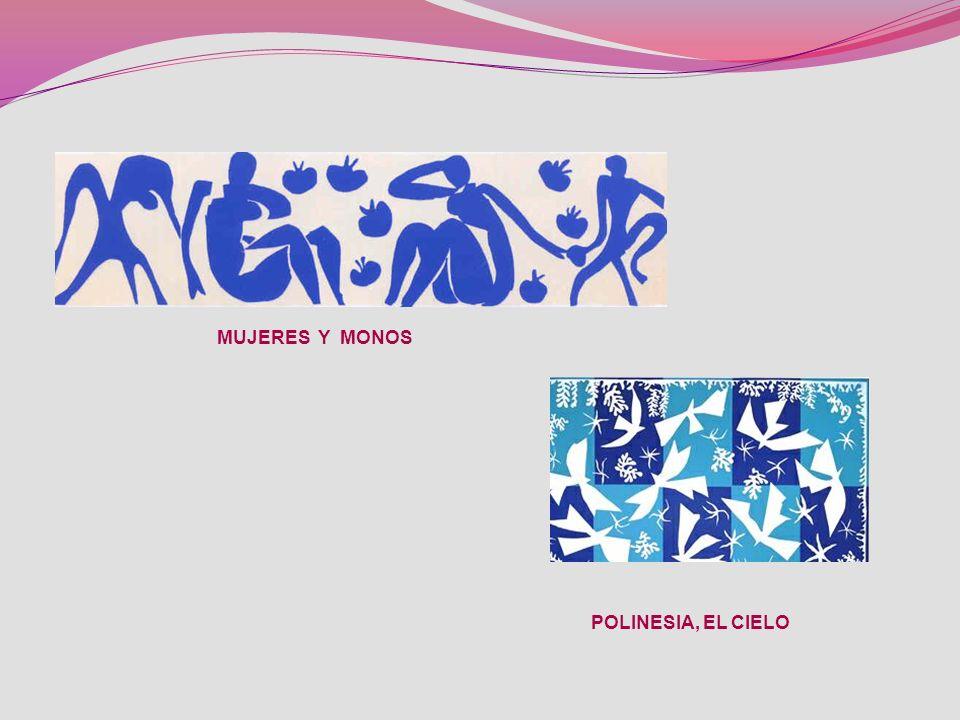 MUJERES Y MONOS POLINESIA, EL CIELO