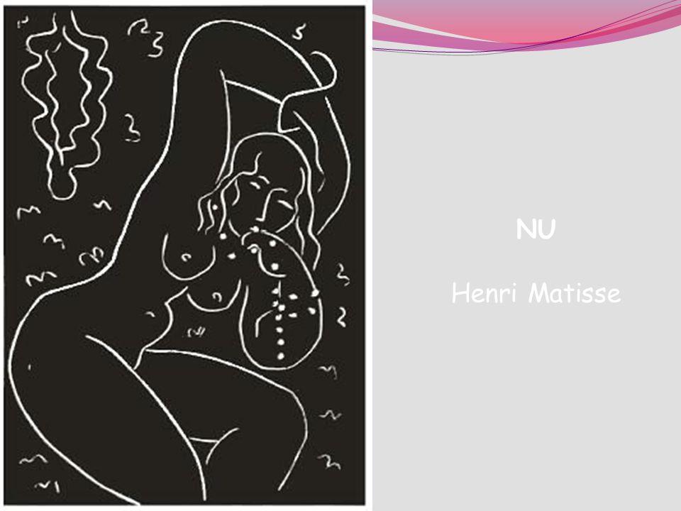 NU Henri Matisse