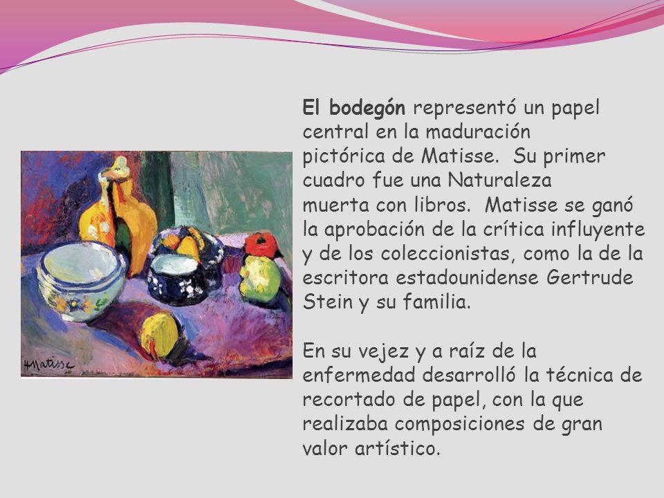 El bodegón representó un papel central en la maduración
