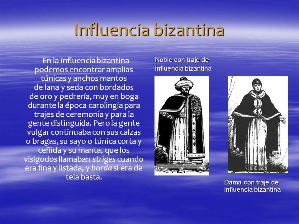 Influencia bizantina