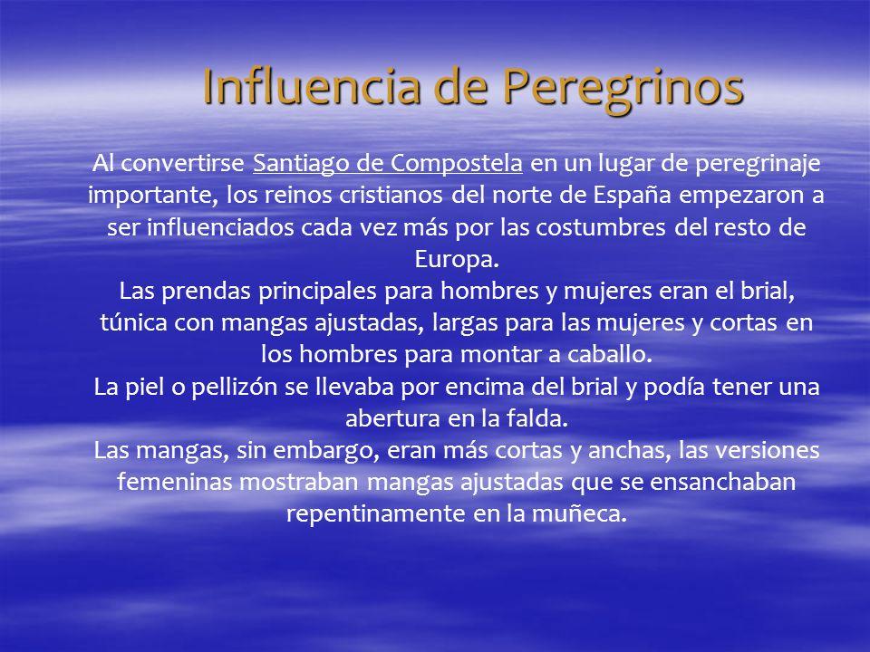 Influencia de Peregrinos