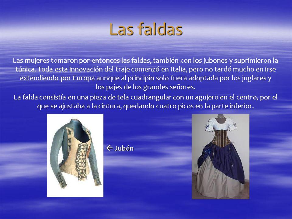 Las faldas