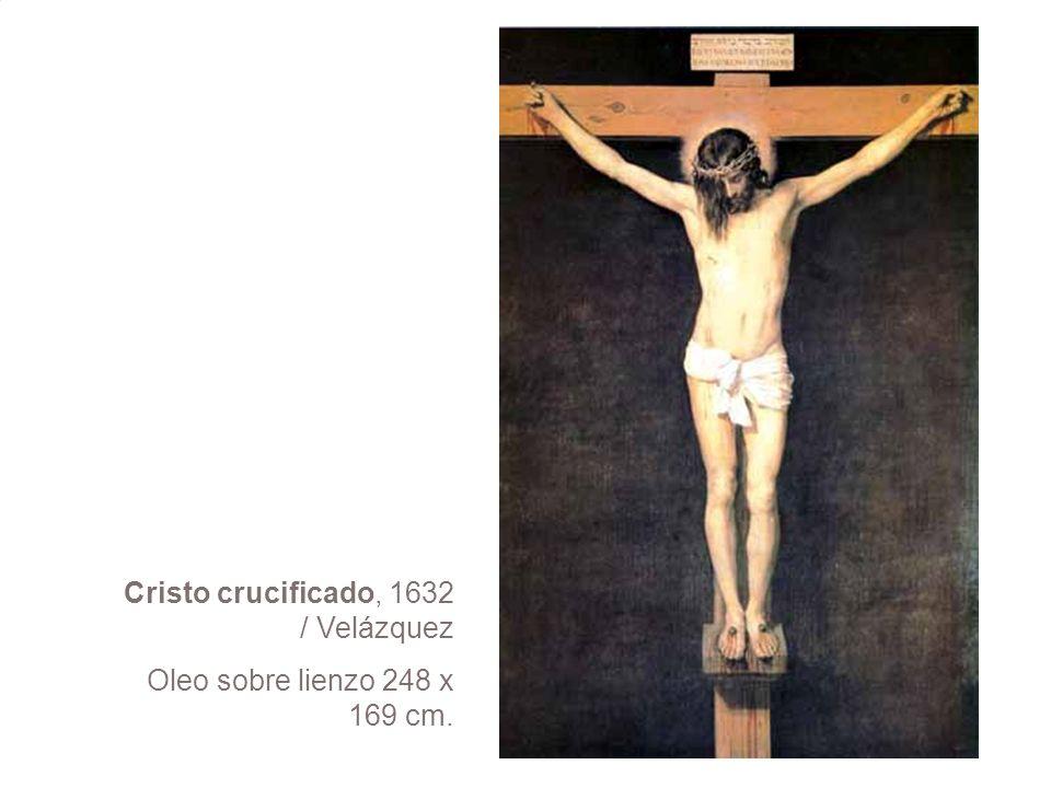 Cristo crucificado, 1632 / Velázquez