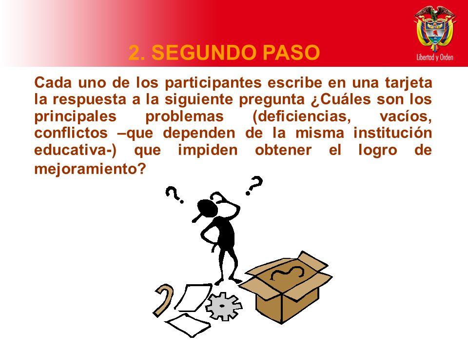 2. SEGUNDO PASO