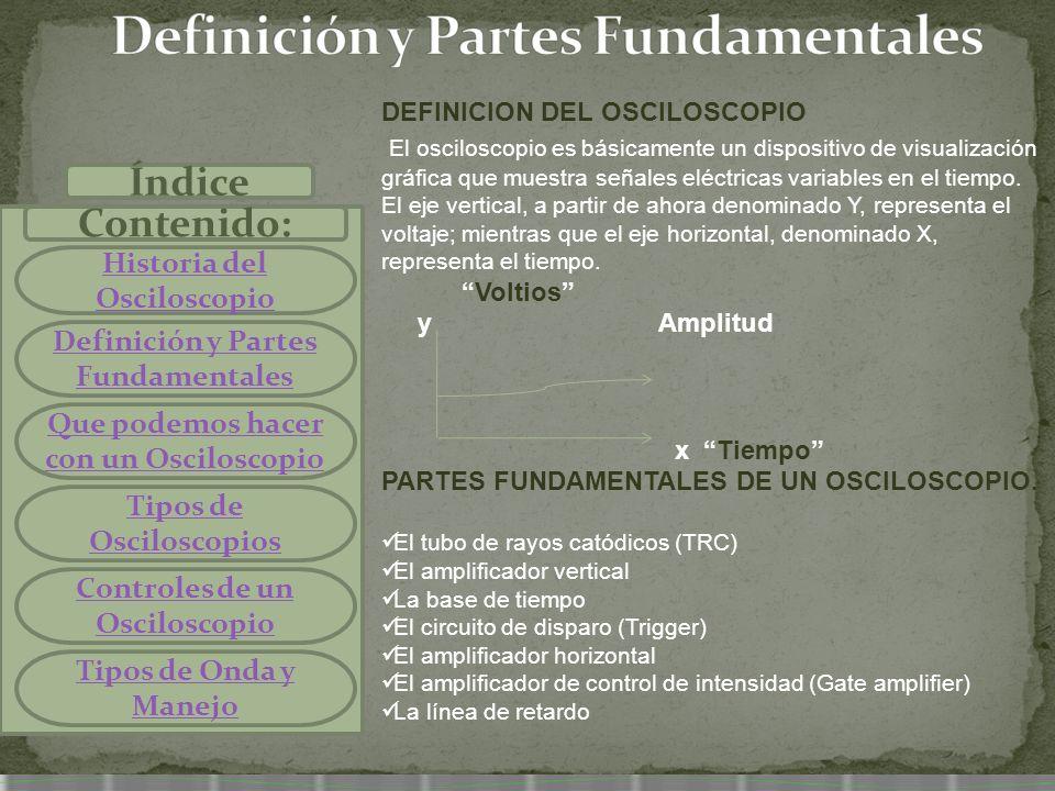 Definición y Partes Fundamentales