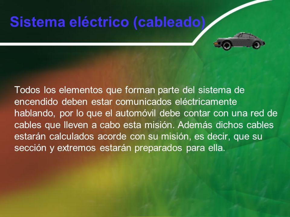 Sistema eléctrico (cableado)