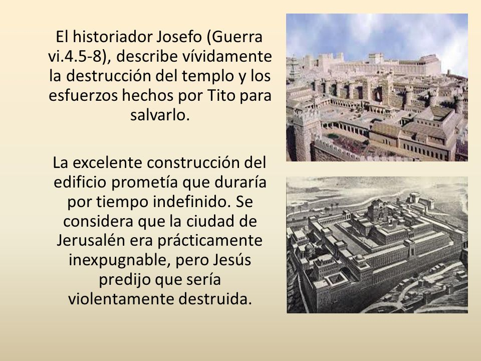 El historiador Josefo (Guerra vi. 4