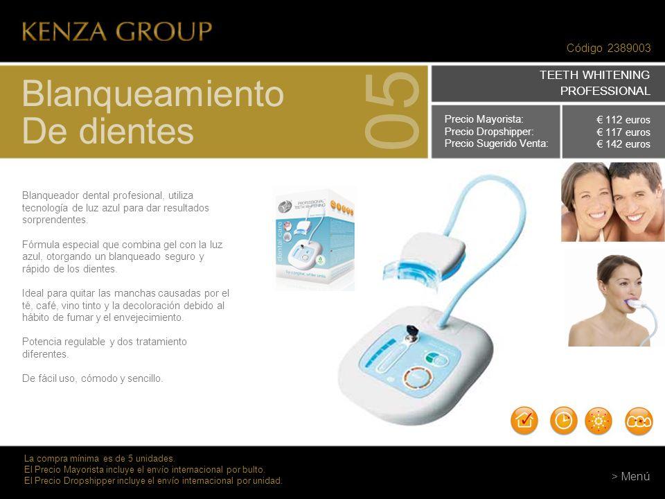05 Blanqueamiento De dientes TEETH WHITENING PROFESSIONAL
