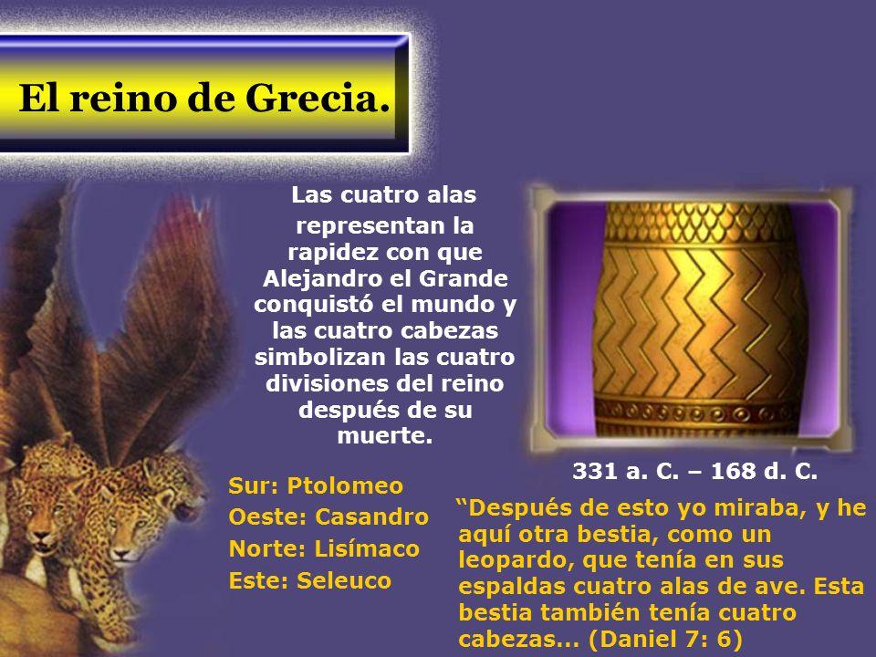 El reino de Grecia.