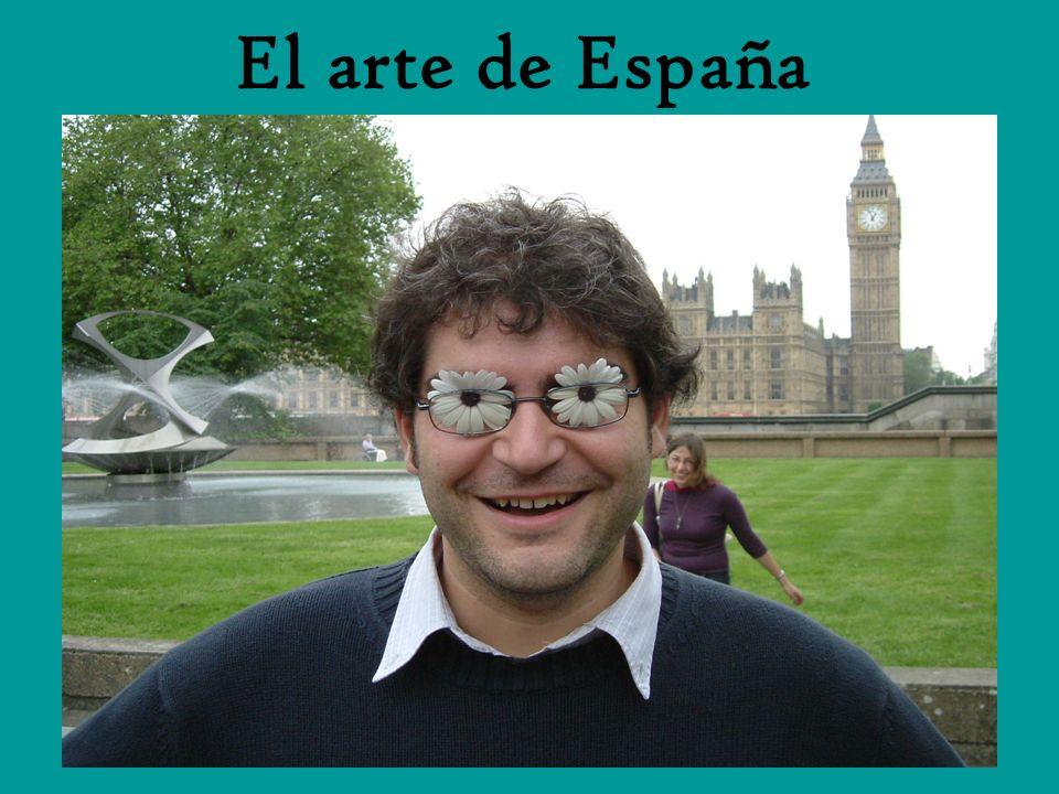 El arte de España