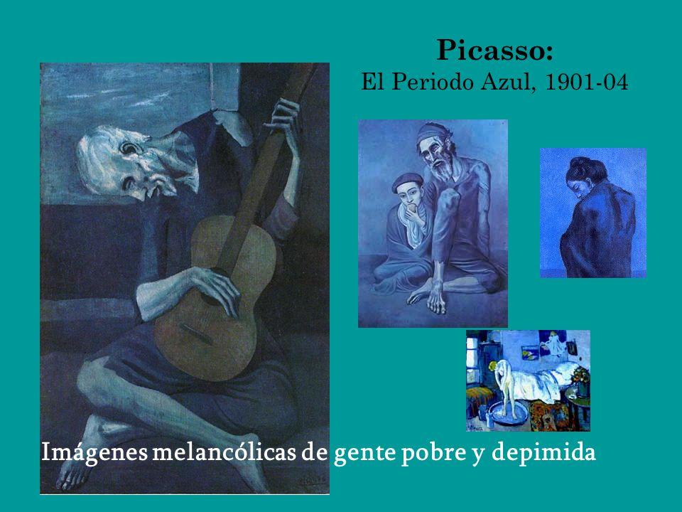 Picasso: El Periodo Azul, 1901-04