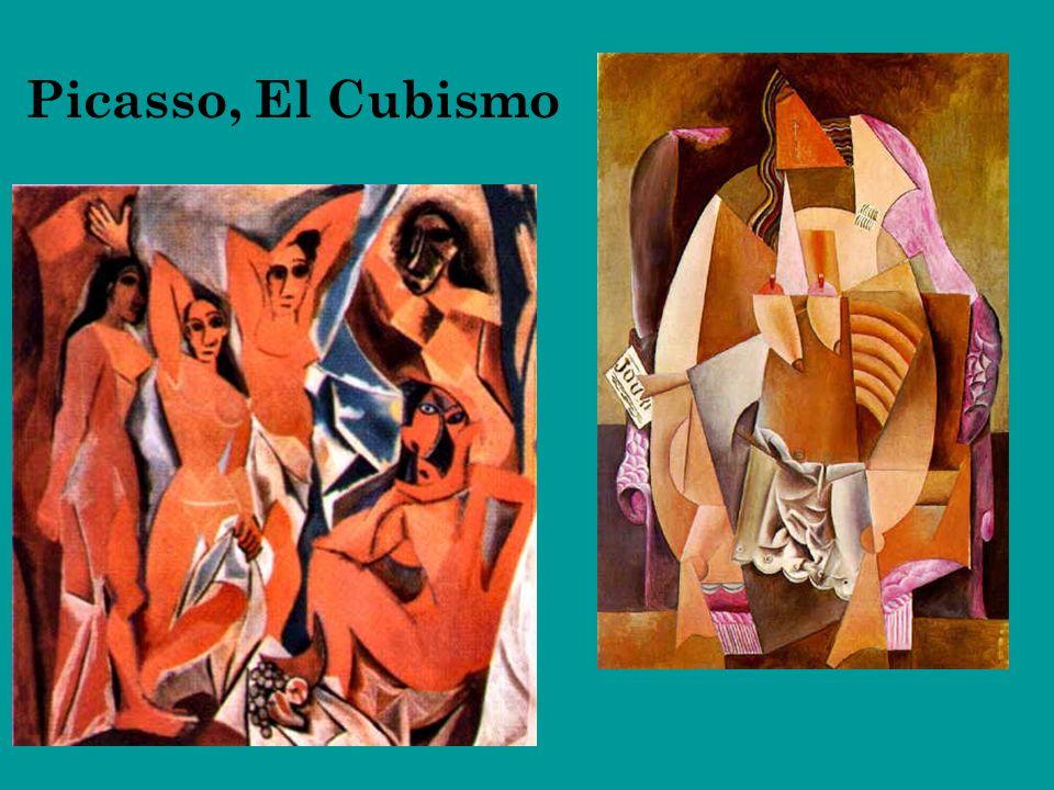 Picasso, El Cubismo