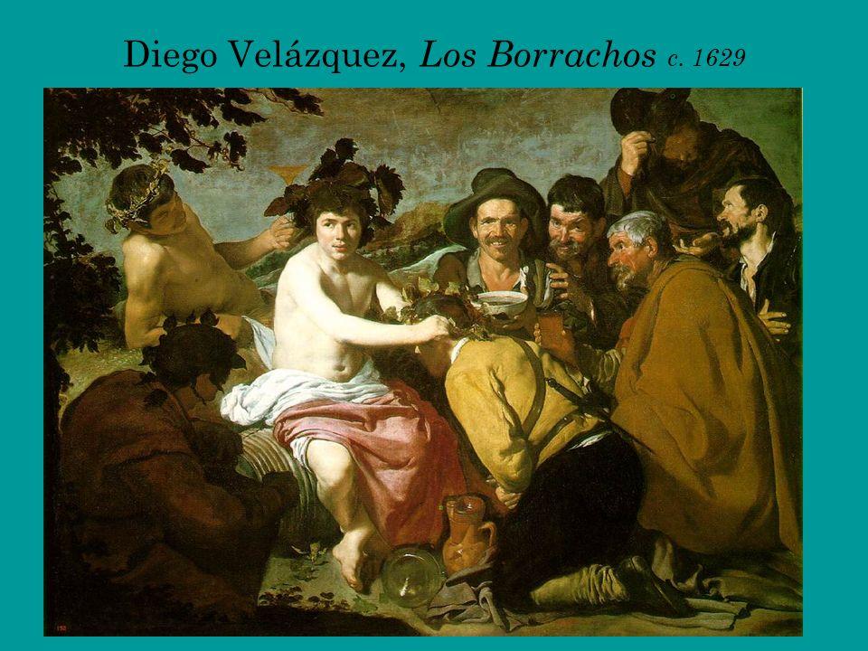 Diego Velázquez, Los Borrachos c. 1629