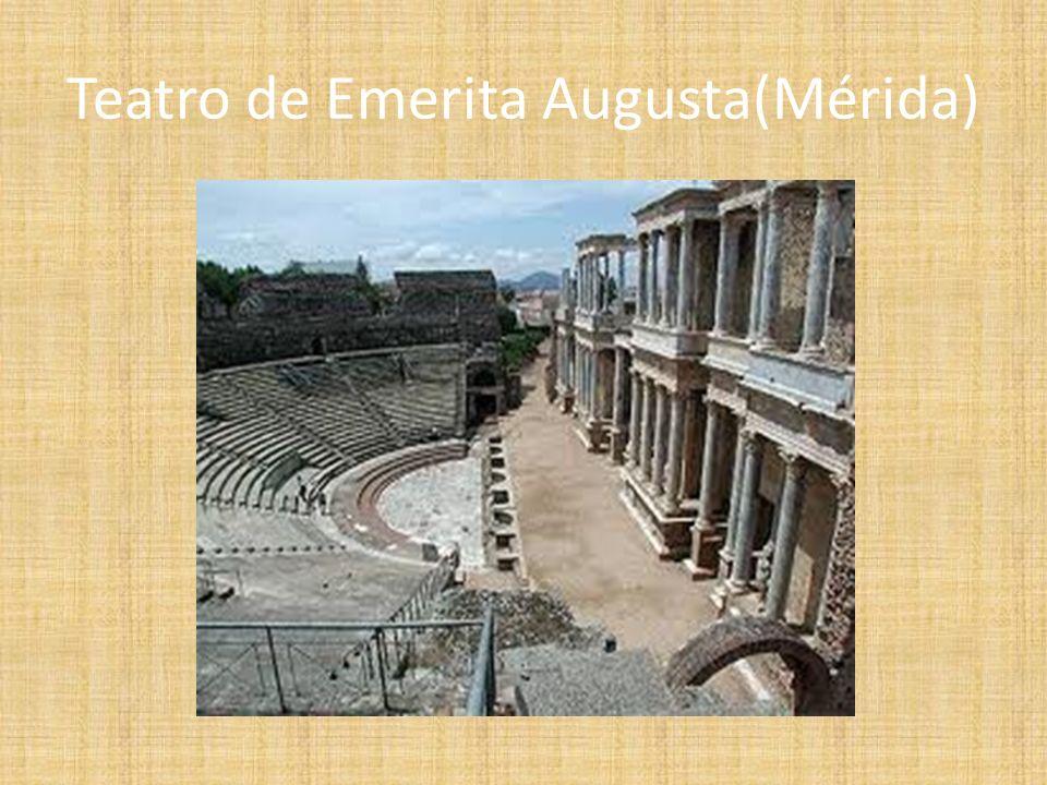Teatro de Emerita Augusta(Mérida)