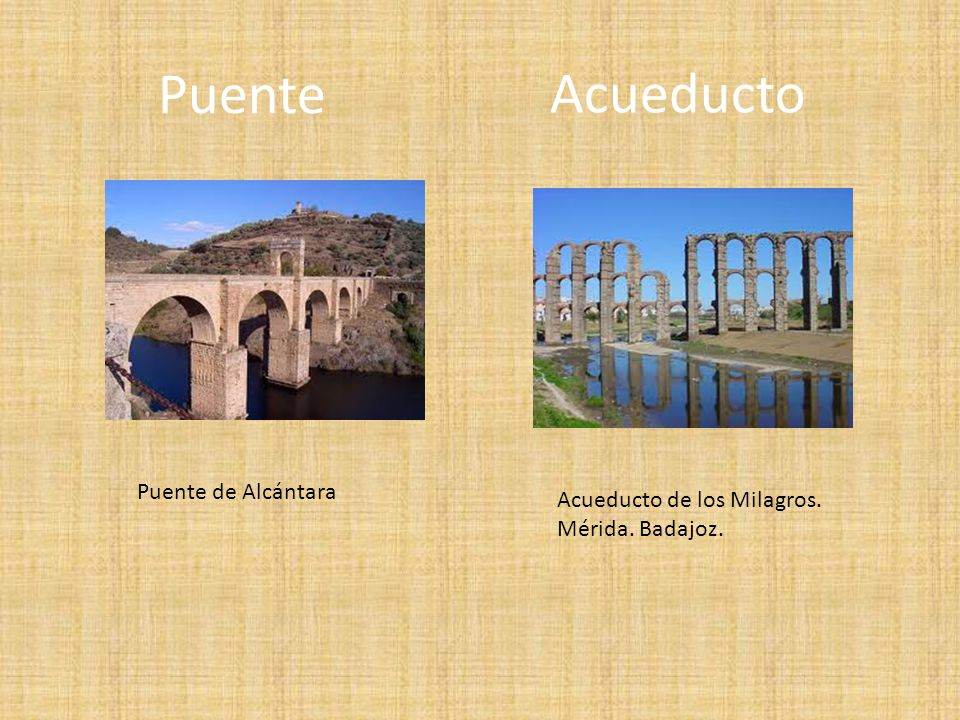 Puente Acueducto Puente de Alcántara