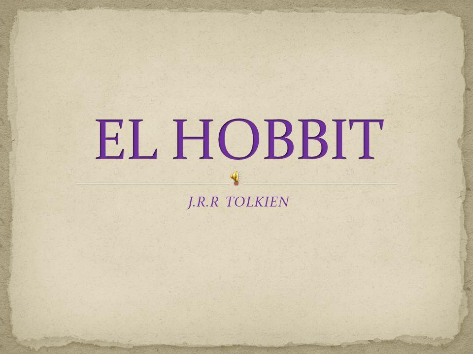 EL HOBBIT J.R.R TOLKIEN