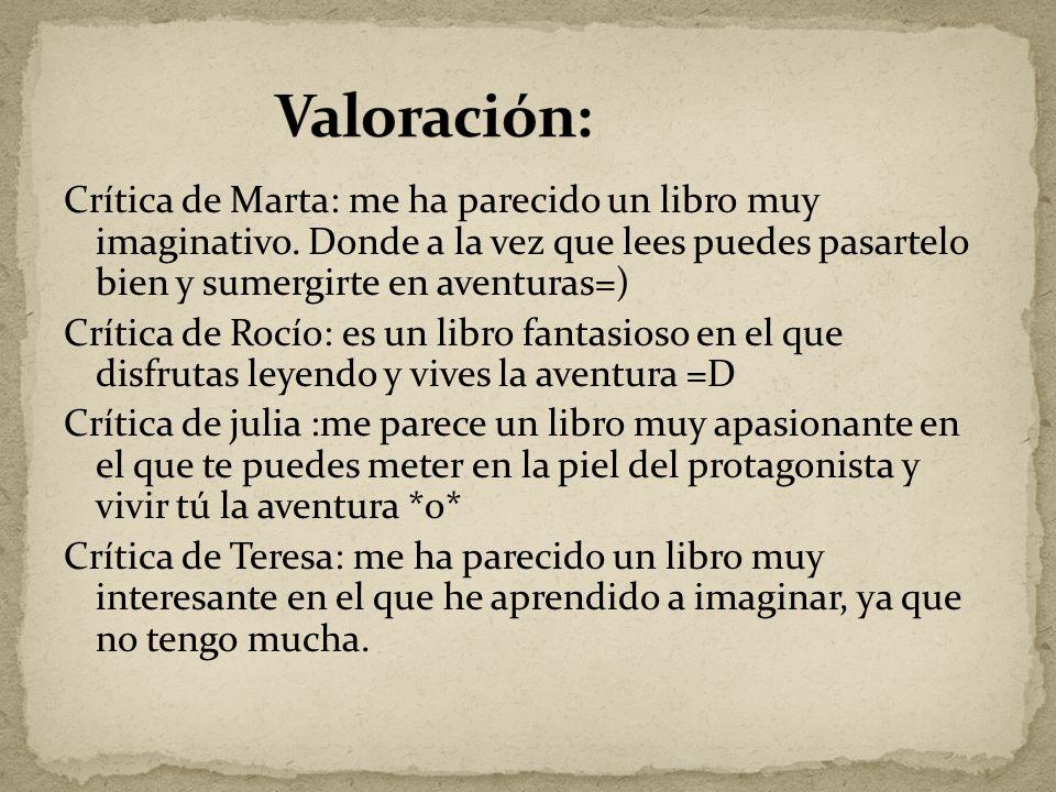 Valoración: